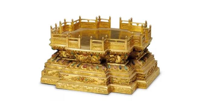 深藏故宫的132件器座,首次集体亮相嘉德艺术中心